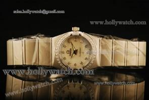 Omega Constellation Ladies 28MM Watch 2315246055003 Steel Case