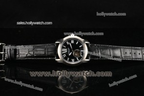 Cartier Calibre de Watch W5221043 Steel Case