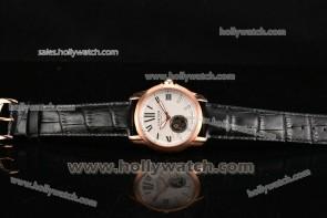 Cartier Calibre de Watch W5221044 Rose Gold Case