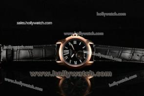 Cartier Calibre de Watch W5221045 Rose Gold Case