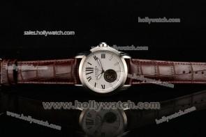 Cartier Calibre de Watch W5221046 Steel Case