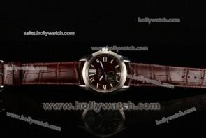 Cartier Calibre de Watch W5221047 Steel Case
